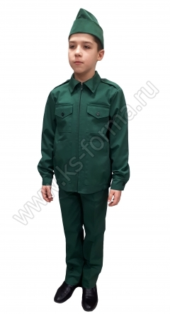 Комплект полевой кадетской формы