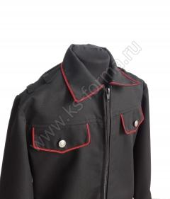 Куртка казачья школьная